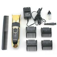 Rechargeable Professional Hair Clipper Blade Trimmer Salon Haircut Barber CutX0W