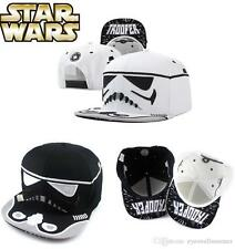 Star Wars Snapback Baseball Cap Unisex ( Black )