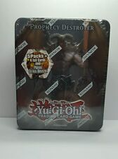 YUGIOH Prophecy Destroyer Tin [Sealed - Brand New! ] FREE SHIPPING