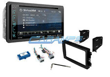 "6.2"" SOUNDSTREAM CAR STEREO RADIO W/ BLUETOOTH & SIRIUS XM & INSTALLATION KIT"