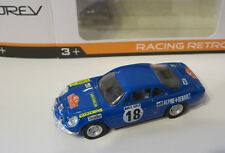 Norev Minijet Retro Racing Renault Alpine A110 #18 M. Carlo Brand new. 3 inches