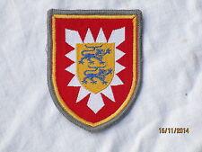 Bw-Verbandsabz. Panzerbrigade 18, Neumünster