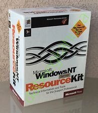 Windows NT Server Resource Kit 4.0 - Microsoft / Software With Books