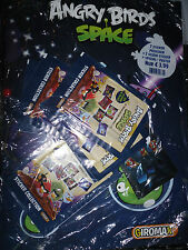 Angry Birds Space /Giromax/Multipack/7 Tüten Sticker + 2 Sondersticker + Poster