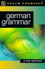 German Grammar (Teach Yourself), Paxton, N.