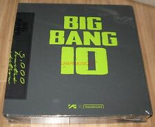 BIGBANG BIGBANG10 THE VINYL LP LIMITED EDITION BOX SET SEALED