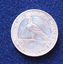 Drei Reichsmark 1930 A Rheinlandräumung Deutschlands Strom Gedenkmünze Silber