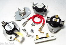 PS345113 PS334299 PS351925 PS344510 DRYER THERMOSTAT REPAIR KIT WHIRLPOOL