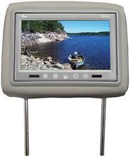 "Tview T921PLGR 9"" TFT LCD Monitor In Headrest Ir Trans Gray"