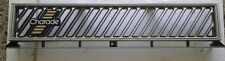 Genuin Daihatsu Charade front grille mask with badge G10 1977-83 model
