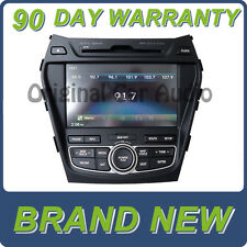 13 14 Hyundai SANTA FE Navigation XM HD Radio AUX MP3 Sat Infinity Bluetooth OEM