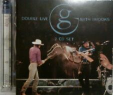 Limited Double Live Reunion Arena 91 Garth Brooks (2 CD set 98, Capitol/EMI)