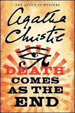 Death Comes as the End by Agatha Christie (2012, Paperback)