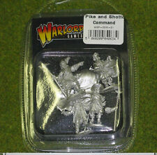 Warlord Games Pike & Shotte COMMAND 28mm