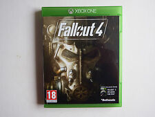 Fallout 4 on Xbox ONE in MINT Condition (Unused 'Fallout 3' Full Game DLC))