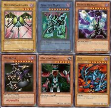 "Yugioh ""Bandit"" Keith Howard Theme Deck - Zera the Mant, Machine King, Metalzoa"