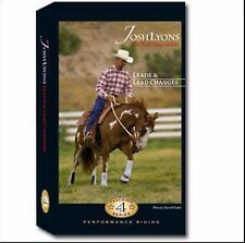 Leads & Lead Changes by Josh Lyons - DVD - Horse Training