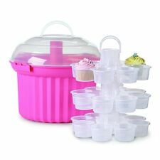 Cupcake Caddy Carrier Traveller Holds 24 cupcakes Cupcake Holder Cupcake
