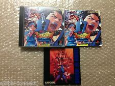 "Justice Gakuen Rival School ""Very Good Condition"" Sony Playstation PS1 Japan"