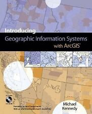 Introducing Geographic Information Systems with ArcGIS : Featuring GIS...