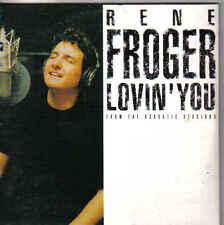 Rene Froger-Lovin You cd single
