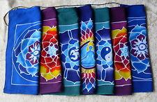 Bali Wax Batik Wall Hangings Mandala - 7 Flags