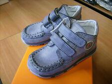Scarpe shoes bambino CHICCO NR. 26  color grigio tutta pelle NUOVE!