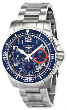 Longines L36964036 / L3.696.4.03.6 HydroConquest Collection Blue Dial Men Watch