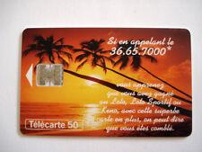 PHONECARD TELECARTE FRANCE TELECOM PUBLICITE LOTO LA FRANCAISE DES JEUX