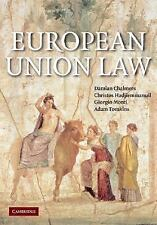 European Union Law: Text and Materials-ExLibrary