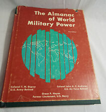 The Almanac of World Military Power by John Andrews and Grace P. Nayes (1975, Ha
