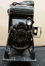 Vintage Voigalander 1:6,3 Folding Camera