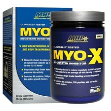 MHP MYO-X  Myostatin Inhibitor Powered by MYO T12 MUSCLE BUILDER 300 grams