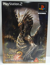 MONSTER HUNTER 2 DOS DX LIMITED EDITION NTSC JAPAN GAME NEW SEALED PS2 SONY