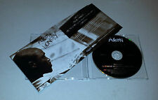 Maxi Single CD  Akon - Lonely  2004  3.Tracks + Video MCD A 12