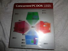 "Vintage Digital Research Concurrent PC-DOS Version 4.1 5.25"" Disks New Unopened"