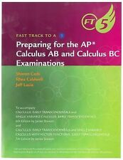 Fast Track to a 5 AP* Test-Prep Workbook for Stewart's Calculus: Early Transcend