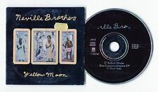 Neville Brothers CD-Maxi YELLOW MOON cardsleeve © 1990 # 390 433-2 A&M 3 Tracks