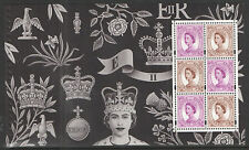 (DP4) GB QEII Stamps. Definitive Portrait Prestige Booklet Pane ex DX20 1998