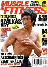 BRUCE LEE Kung-Fu Karate Foreign NON-US edition Muscle & Fitness