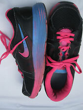 Womens NIKE Dual Fusion ST 3 Premium 669750 003 Pink Black Sneakers Shoes sz 8