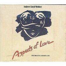 S/T  Aspects of Love [Original Cast Recording] Andrew Lloyd Webber