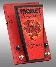New in Box! Morley George Lynch Dragon Wah Guitar Pedal