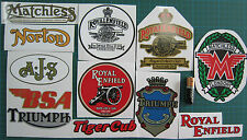 BSA ROYAL ENFIELD MATCHLESS NORTON-TRIUMPH AJS TIGERBABY WERKZEUG BOX