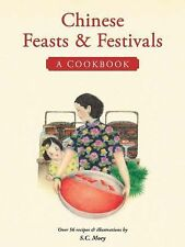 CHINESE FEASTS & FESTIVALS [9780794607548] - S. C. MOEY (PAPERBACK) NEW