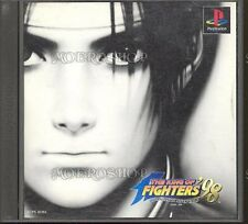 USED The King of Fighters '98 japan import PS