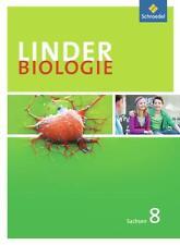 LINDER Biologie SI - Ausgabe für Sachsen: Schülerband 8: Sekundarstufe 1