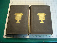 Fables of La Fontaine illus by J J Grandville vol 1 & 2, 2nd edition 1841