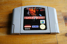 Jeu FIGHTERS DESTINY pour Nintendo 64 N64