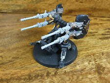 CUSTOM MADE IMPERIAL GUARD TURRENT PAINTED (L)